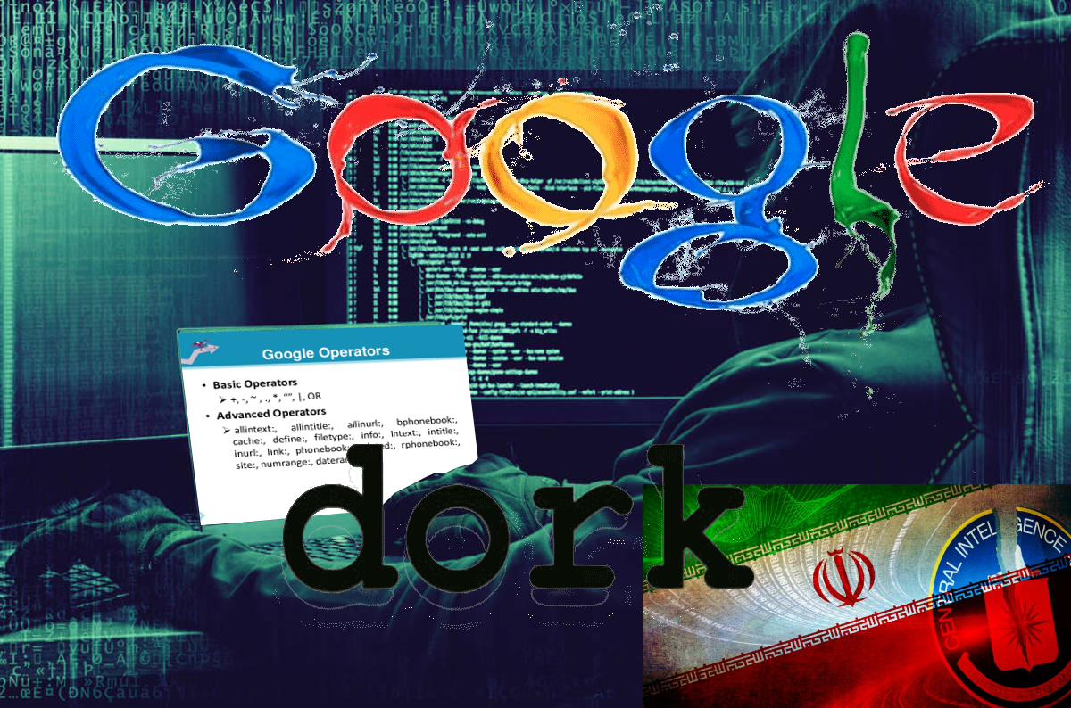 Google Dorks Kill Spies